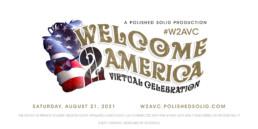 Welcome 2 America Eventbrite Flyer